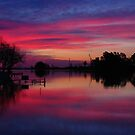 Ebro Delta, Spain by Fin Gypsy