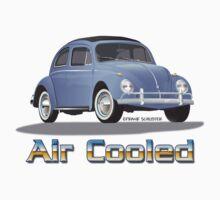 Air Cooled VW Beetle Kaefer Bug by Frank Schuster