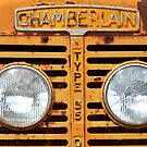 Chamberlain by Joe Mortelliti