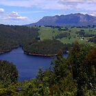 Lake Barrington - Wilmot Tasmania by Josie Jackson