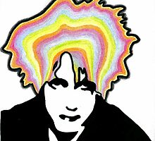 Electric Cure (Robert Smith) by Treehugger