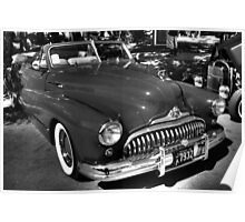 48 Buick Poster