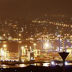 Durban Harbour by Leon Homan