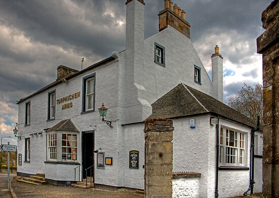 Torphichen Arms by Tom Gomez