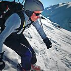 New Zealand Skiing by Hadleigh Thompson