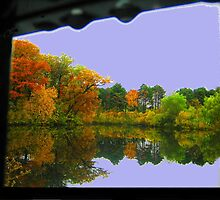 Mirror (Water reflection VII)!... by sendao
