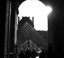 Louvre, Paris by maddie5