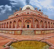 Humayun's Tomb. Delhi. India by vadim19