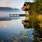 Pooley Bridge Boathouse by AJ Airey