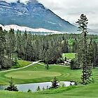 *Golf Courses*  by Dave Nielsen