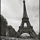 Tour Eiffel by Patrick T. Power