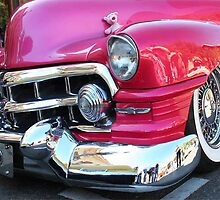 Pink Caddy by LarryH