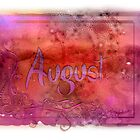 August (from a year full of color) by pentangled