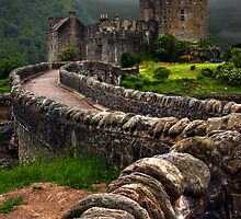 Eilean Donan Castle by JD Dorosiewicz