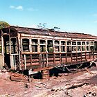 Dead Rail Carriage by Lozzie5243