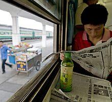 Chine 中国 - Voyage en train de Xi'an à Guìyáng by Thierry Beauvir