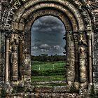 Haughmond Abbey Near Shrewsbury Shropshire by Emma Wright