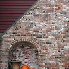 Fire Place Decorated with Pumpkins by brooke1429