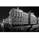 Palacio Real de Madrid (Art Card) by Patrick T. Power