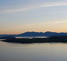 Isle of Arran  by clara  caulfield