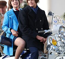 Mods come to town ! by Jonathan Goddard