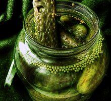 Pandora's pickle jar by craig sparks