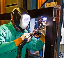 Welder by DM-Photo