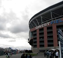 Qwest Field by Danielle LaBerge