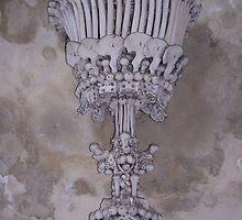 Bone Ossuary by Dean  Swinfield