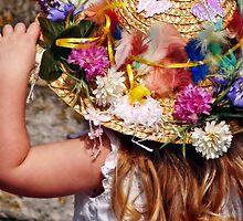 Easter Bonnet by Susie Peek