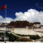 Potala palace by DareImagesArt