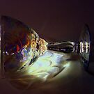 Colorful Crystal by Len Bomba