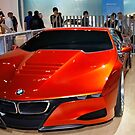 BMW M1 Hommage - Melbourne International Motor Show, February 2009 by Camelthorn