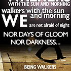 Walkers with the Dawn, by Langston Hughes by poetryarts