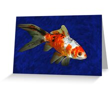 Shebumkin Fish Greeting Card