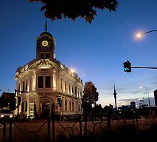 Ponsonby Post Office 2009 by Ant Vaughan