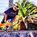 Eighth St Skate Park by PjSPhotography