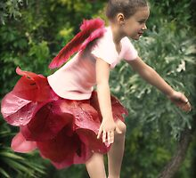 The Fairy At The Bottom Of My Garden... by micklyn