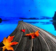 Beautiful autumn morning by Veikko  Suikkanen