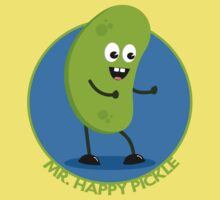Mr Happy Pickle by surlana