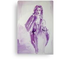 Midnight Canvas Print