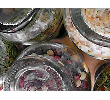 Herbs and spices 2 Photographic Print