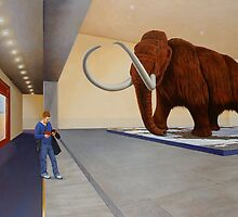 Museum VII (Mammoth) by Jason Moad