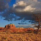 Orphan Mesa, Ghost Ranch, New Mexico by Tomas Abreu