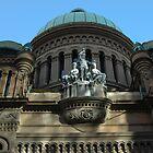 Queen Victoria Building by Robert Winslow