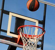Going for a Basket! by Vonnie Murfin
