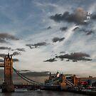 Tower Bridge & City Hall by Mike Weeks