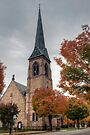 Trinity Episcopal Church by Gene Walls