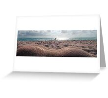 Sand Dunes, a Nude by Chris Maher #8660-RCB Greeting Card