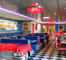 Cadillac Diner.... by DonnaMoore